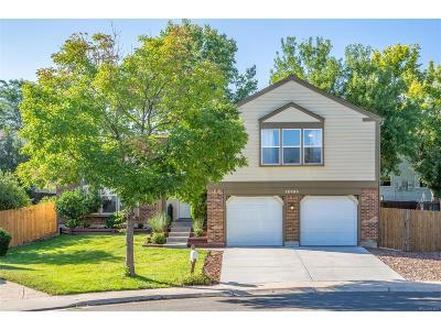 Aurora Single Family Home Active: 16354 East Kentucky Avenue