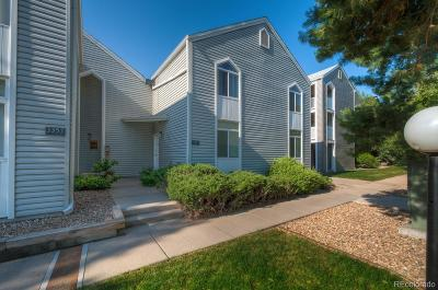 Denver Condo/Townhouse Active: 3357 South Monaco Parkway #C