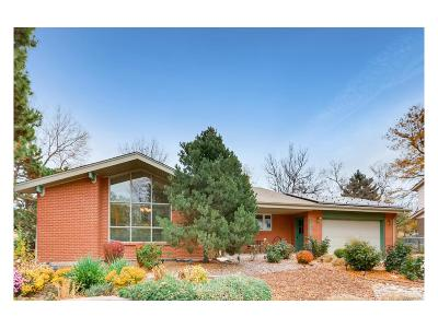 Centennial Single Family Home Under Contract: 1564 East Easter Circle