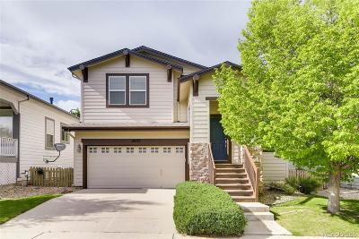 Highlands Ranch Single Family Home Under Contract: 10593 Cherrybrook Circle