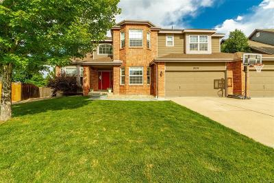 Highlands Ranch Single Family Home Active: 10259 Knoll Circle