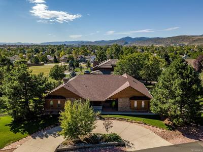 Littleton Single Family Home Active: 5252 South Xenophon Court