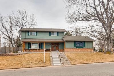 Centennial Single Family Home Under Contract: 1630 East Easter Avenue