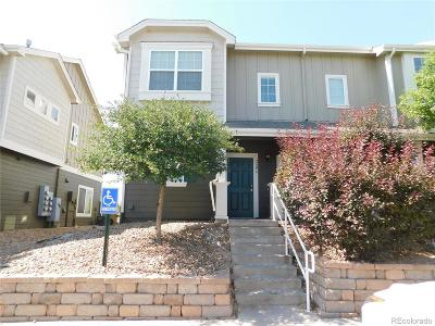 Commerce City Condo/Townhouse Under Contract: 14700 East 104th Avenue #2406