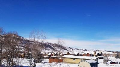 Steamboat Springs Condo/Townhouse Active: 1945 Cornice Drive #107