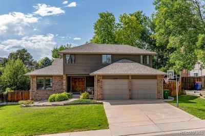 Cherry Creek Single Family Home Active: 6083 South Lima Street