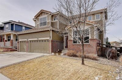 Castle Rock Single Family Home Active: 3261 Springbriar Drive