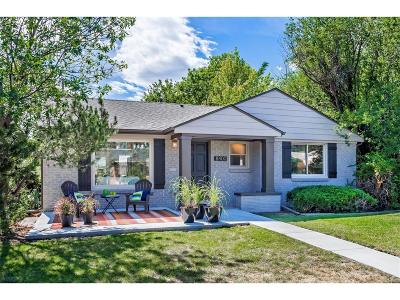 Arvada Single Family Home Active: 8400 Clara Belle Drive