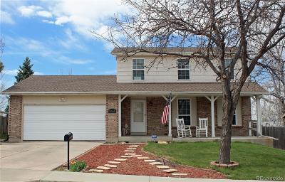 Aurora Single Family Home Active: 16532 East Louisiana Drive