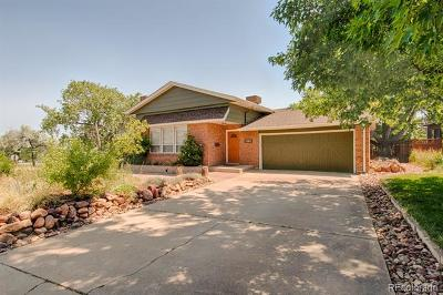 Boulder Single Family Home Active: 1093 Yale Circle