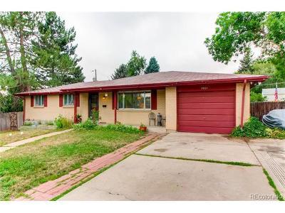 Arvada Single Family Home Active: 7021 Oak Street