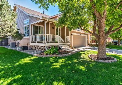 Parker Single Family Home Under Contract: 12918 South Molly Court