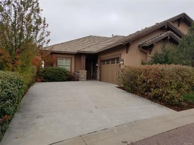 Castle Rock CO Condo/Townhouse Active: $699,500