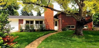 Denver Single Family Home Active: 2572 South Holly Place
