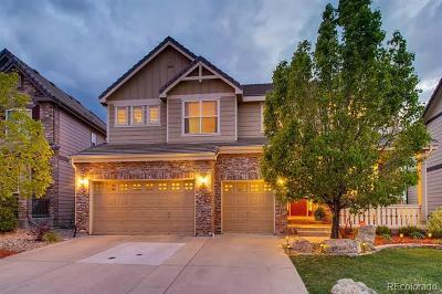 Castle Rock Single Family Home Active: 2625 Bellavista Street