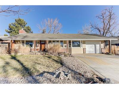 Boulder Single Family Home Under Contract: 3805 Britting Avenue