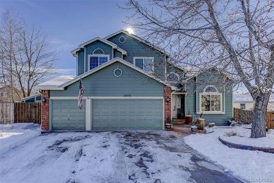 Aurora, Denver Single Family Home Active: 20778 East Princeton Lane