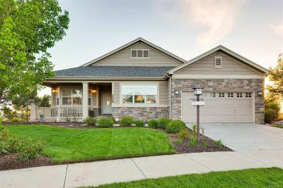 Heritage Eagle Bend Single Family Home Under Contract: 22803 East Clifton Place