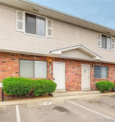 Wheat Ridge Condo/Townhouse Active: 10951 West 44 Avenue