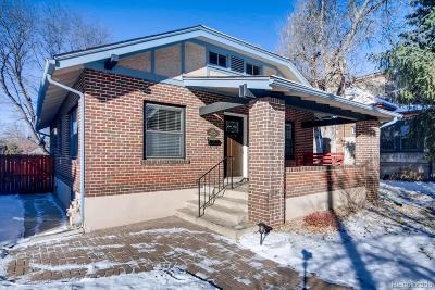 Single Family Home Under Contract: 1265 South Gaylord Street