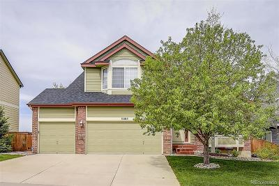 Highlands Ranch Single Family Home Active: 10185 Meadowbriar Lane