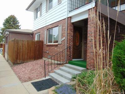 Thornton Condo/Townhouse Active: 9864 Orangewood Drive