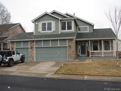 Broomfield CO Single Family Home Sold: $427,000