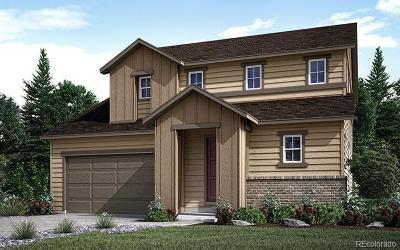 Parker Single Family Home Active: 16001 Hayloft Lane