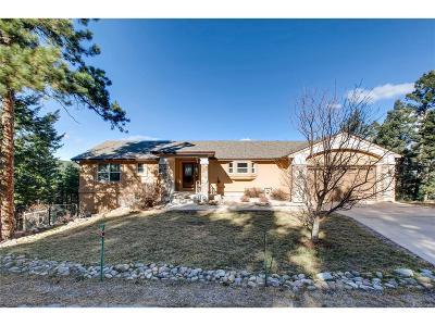 Monument Single Family Home Under Contract: 20090 Capella Drive