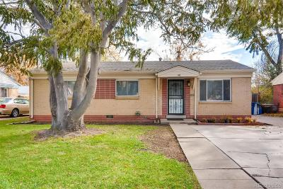 Jefferson County Single Family Home Active: 1432 South Ames Street