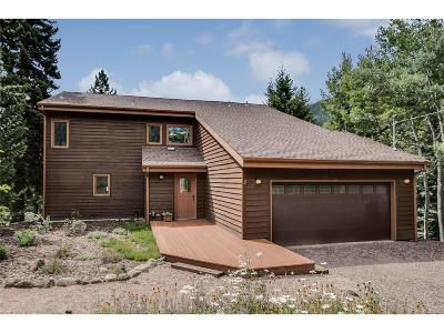Evergreen Single Family Home Under Contract: 504 Aspen Place