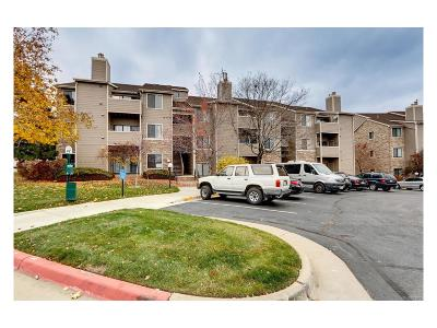 Littleton Condo/Townhouse Under Contract: 7454 South Alkire Street #306