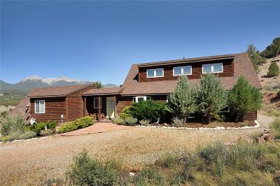 Salida Single Family Home Under Contract: 11003 County Road 194