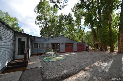 Buena Vista CO Single Family Home Active: $275,000