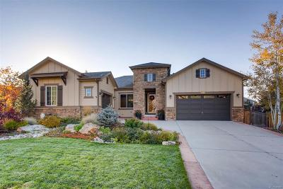 Littleton Single Family Home Under Contract: 11380 West Tanforan Circle