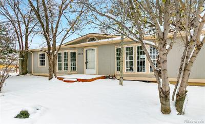 Larimer County Single Family Home Active: 4000 Ideal Drive