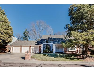 Arvada Single Family Home Active: 8748 Johnson Street