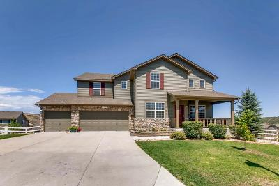 Crystal Valley, Crystal Valley Ranch Single Family Home Under Contract: 3809 Heatherglenn Lane