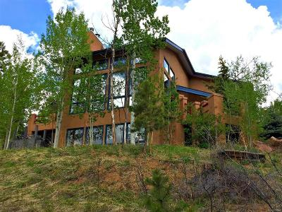 Green Mountain Falls Single Family Home Under Contract: 9570 Canyon Drive