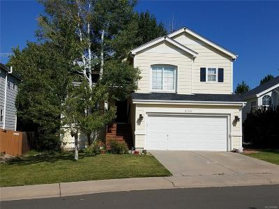 Centennial Single Family Home Active: 21335 East Belleview Place