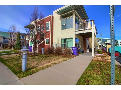 Denver Condo/Townhouse Active: 2708 Syracuse Street #208