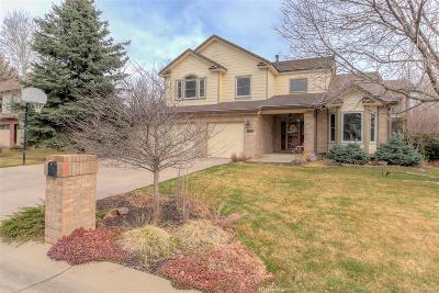 Arvada Single Family Home Under Contract: 15455 West 72nd Place