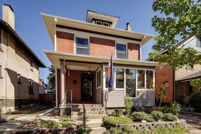 Denver Single Family Home Active: 435 East 2nd Avenue