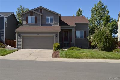 Highlands Ranch Single Family Home Under Contract: 9995 Strathfield Lane