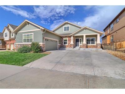 Castle Rock CO Single Family Home Active: $459,900