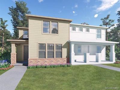 Centennial Single Family Home Active: 15941 East Otero Avenue
