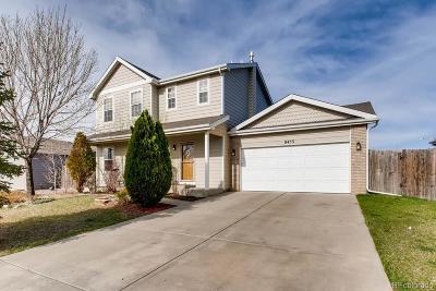 Wellington Single Family Home Active: 8453 Woodlands Way