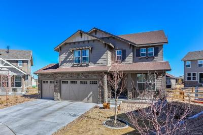 Aurora Single Family Home Active: 7836 South Flat Rock Way