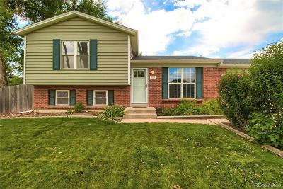 Broomfield Single Family Home Active: 900 Lilac Street