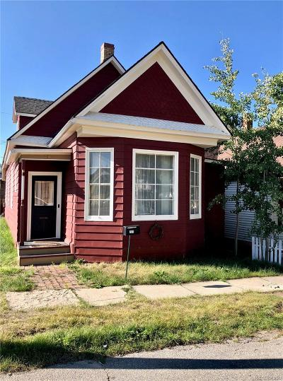 Leadville Single Family Home Active: 231 East 9th Street